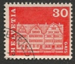 Francobollo svizzero da 30centesimi